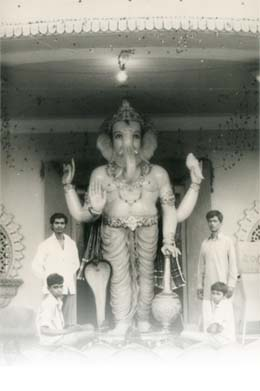 khairatabad Ganesh height