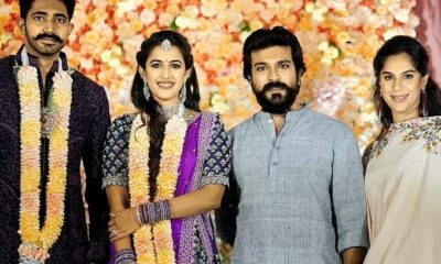 Niharika Konidela gets engaged to Chaitanya